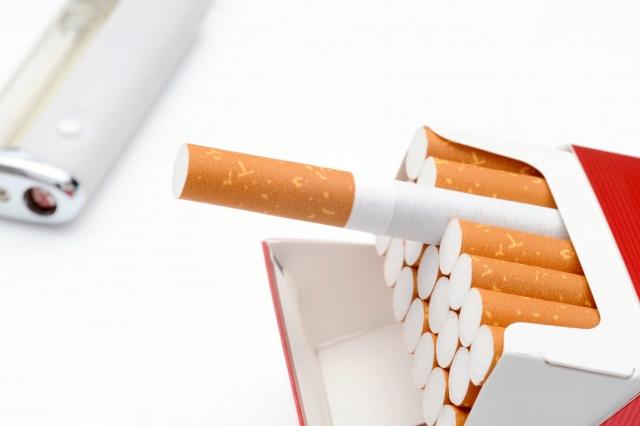 タバコは乾癬の原因になると言われています