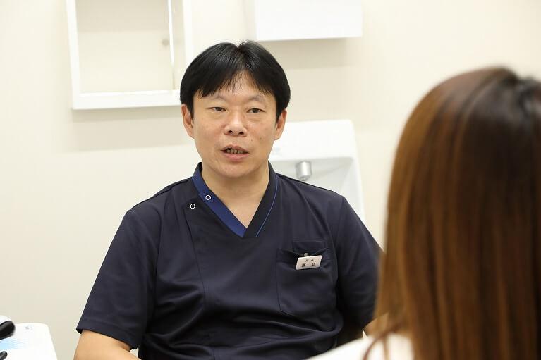 枚方市のすわ診療所では、痔の手術前にしっかり診察をします